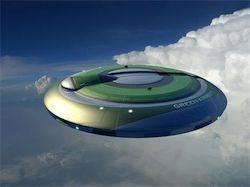 """Российские ученые приблизились к созданию """"летающей тарелки"""""""