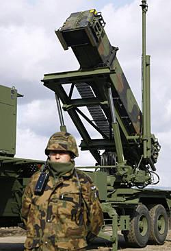 NATO baut Raketenschild