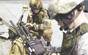 """关于精确武器和""""战略士兵"""""""