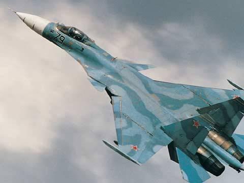 """Китай создал """"пиратскую"""" копию истребителя Су-33, разгадав секретные российские технологии"""