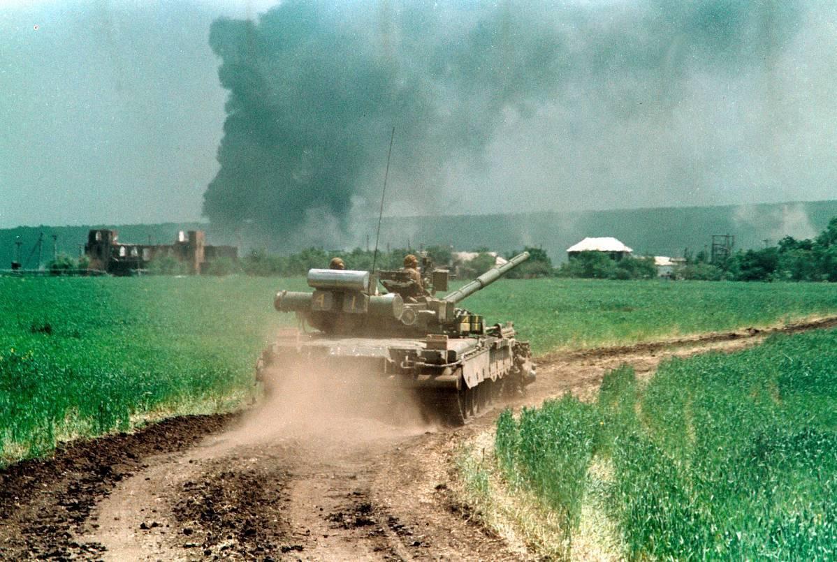 Первая Чеченская в фотографиях