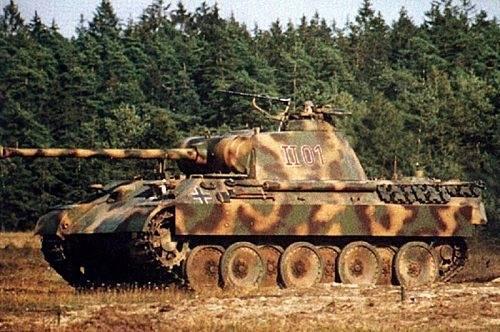 """Tank """"Panther"""""""