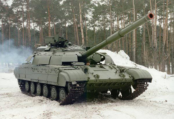 """Т-64 """"Булат"""""""