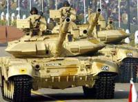 ロシアの戦車は陰謀の犠牲になった