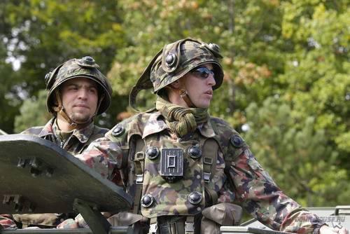 Le pays le plus militarisé