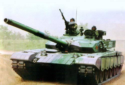 «Китайский танк Тип 99 — один из трех лучших в мире по боевому потенциалу»
