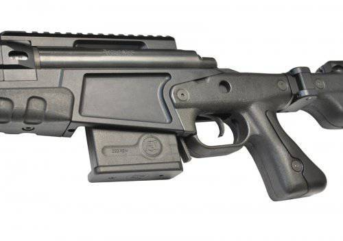 Accuracy International AX »Revue Militaire