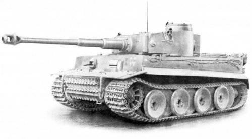 Военная машина Гитлера - Бронетанковые войска