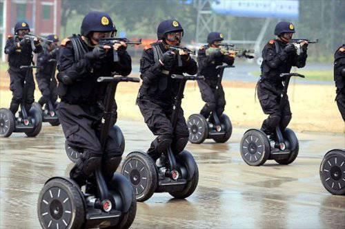 Китай - армия будущего