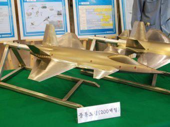 Индонезия и Корея договорились о создании истребителя-невидимки