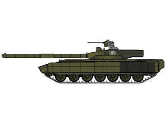 В Нижнем Тагиле состоялся закрытый показ танка Т-95
