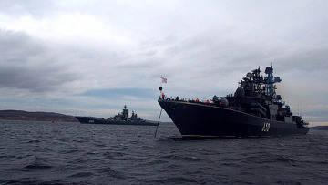 रूस सभी परमाणु क्रूज़रों के संचालन पर लौटता है