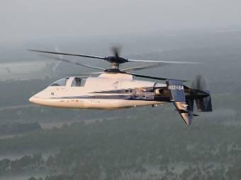 Американский перспективный вертолет установил рекорд скорости