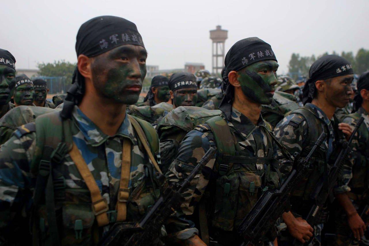 Китайські вояки.