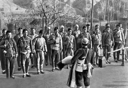 Volksbefreiungsarmee von China (PLA)