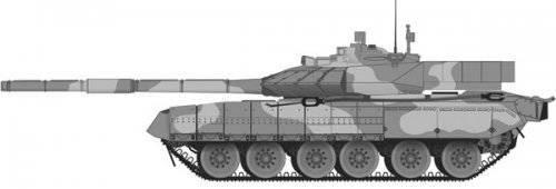 Новые разработки отечественных танкостроителей