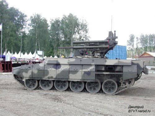 """БМПТ (Боевая машина поддержки танков) """"Рамка 99"""" - Терминатор"""