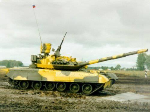 """Танк Т-80У-М1 """"Барс"""""""