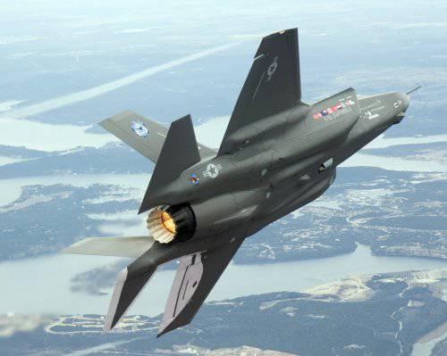 Летные испытания F-35 набирают обороты