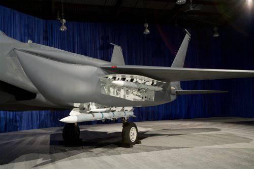 F-15E1 Silent Eagle совершил первый полет