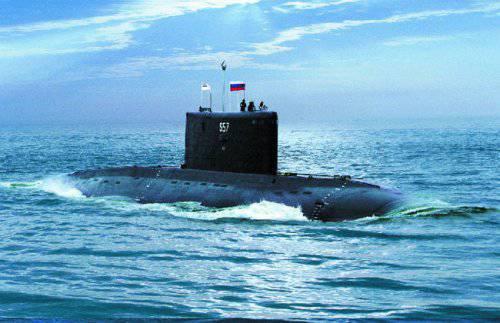 Сегодня Всероссийский день моряка-подводника.