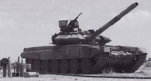 Т-90 - обновленная машина для Российской Армии