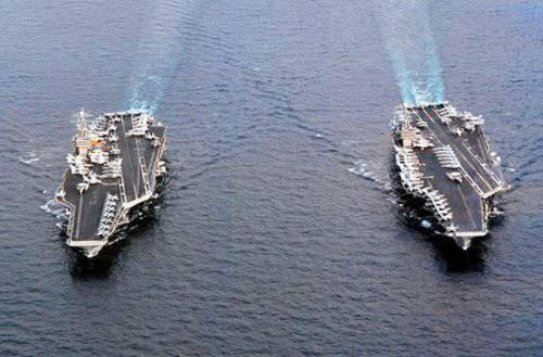 Китай – США: в ситуации с авианосцами всё непросто ('International Herald Leader', Китай)