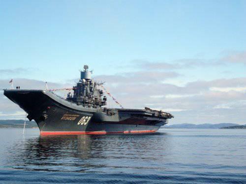 Куда идет надводный флот?