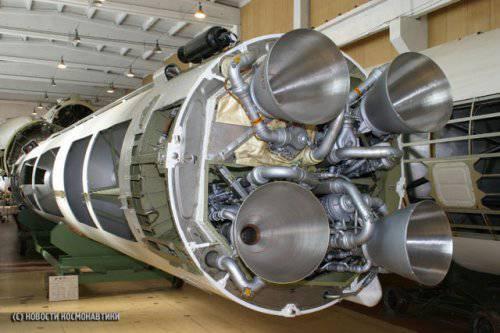 Ракета УP-100 - двухступенчатая однокалиберная ракета тандемной схемы в транспортно-пусковом контейнере.