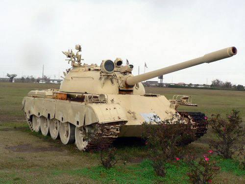 Les chars retournent sur les champs de bataille des guerres modernes.