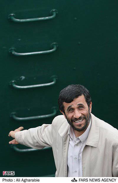 Новые подлодки Ирана