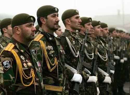 チェチェン:今日の現実のいくつか