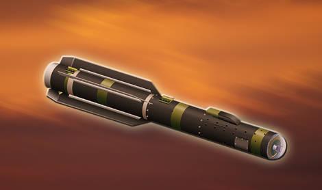 JAGMミサイルの前で無防備なロシアの防空