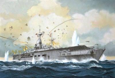 希特勒的航空母舰