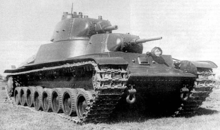 Советский тяжелый танк прорыва т 100
