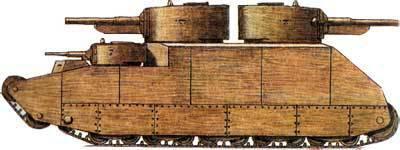 Les chars de l'URSS, avant la guerre