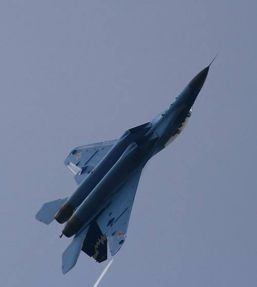Современное состояние и перспективы российских истребителей