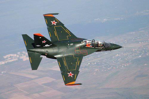 """Корпорация """"Иркут"""" завершает испытания самолета Як-130"""