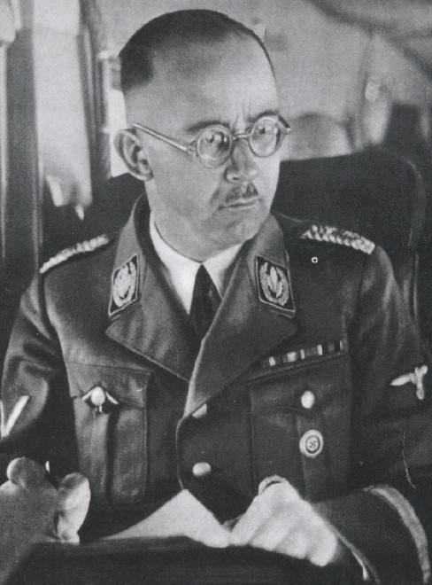 Гиммлер гомосексуалист