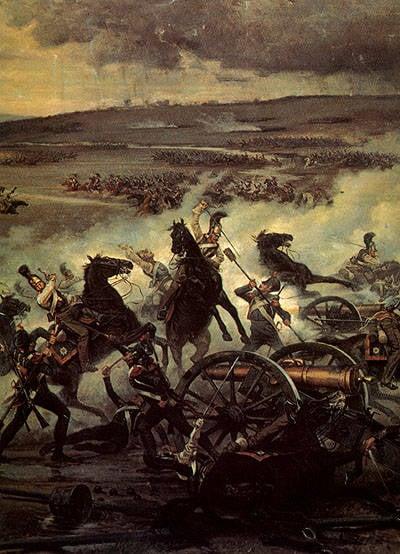 러시아 군부 영광의 날 - 보로 디노 전투의 날 (1812 년)