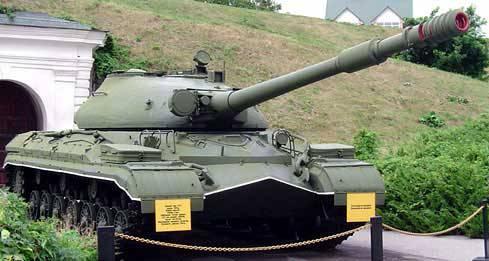 Tanque pesado T-10