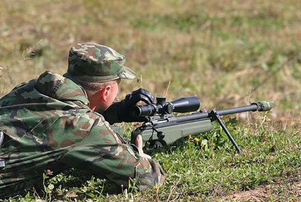 Was sollte ein moderner Scharfschütze sein (Teil von 2)