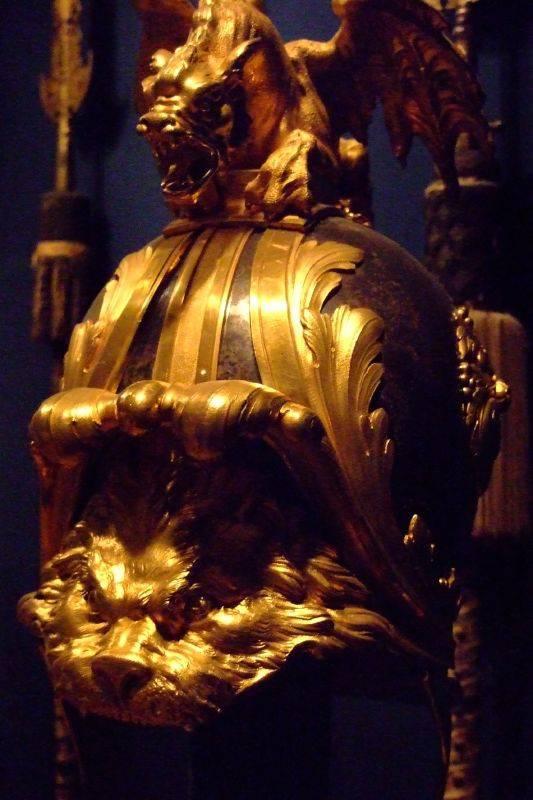 Доспехи - Шлемы.15-17 век