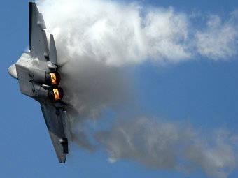 Производственная линия F-22 сохранится после выпуска последнего  истребителя