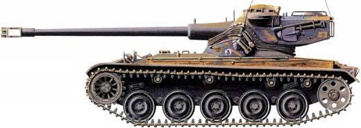 Легкий танк АМХ-13