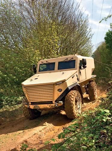 Леопард на минном поле: Бронетехника нового поколения