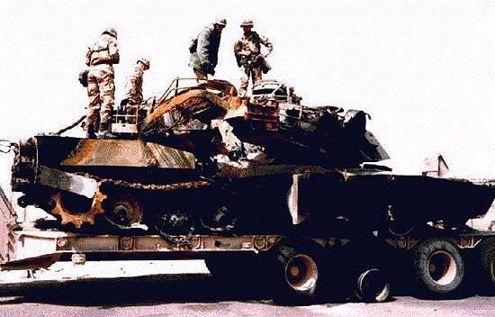 Кувейтская Прохоровка – танковая битва Истинга 73