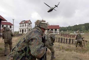 Bundeswehr: la búsqueda de respuestas a los retos de la época.
