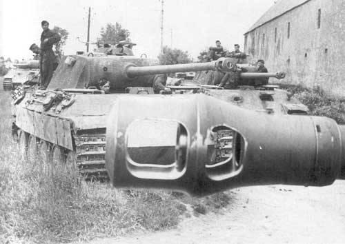 """""""Kara Kedi"""" Panzervaffe"""