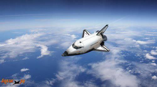 Многоцелевая авиационно-космическая система (МАКС)